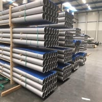 316L Stainless Steel Pipes