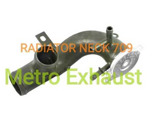 Radiator Mouth Neck 709