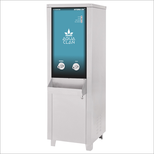 Commercial UV Water Dispenser Cum Purifier