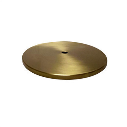 Industrial Brass Circle