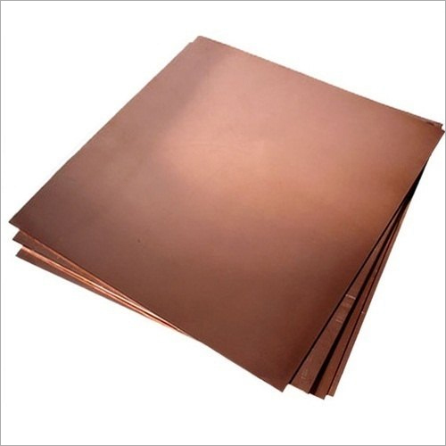 Industrial Beryllium Copper Alloys Plate