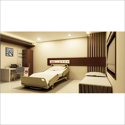 Hospital Interior Designing Services