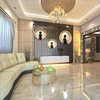 Living Room Interior Decoration Organizers Services