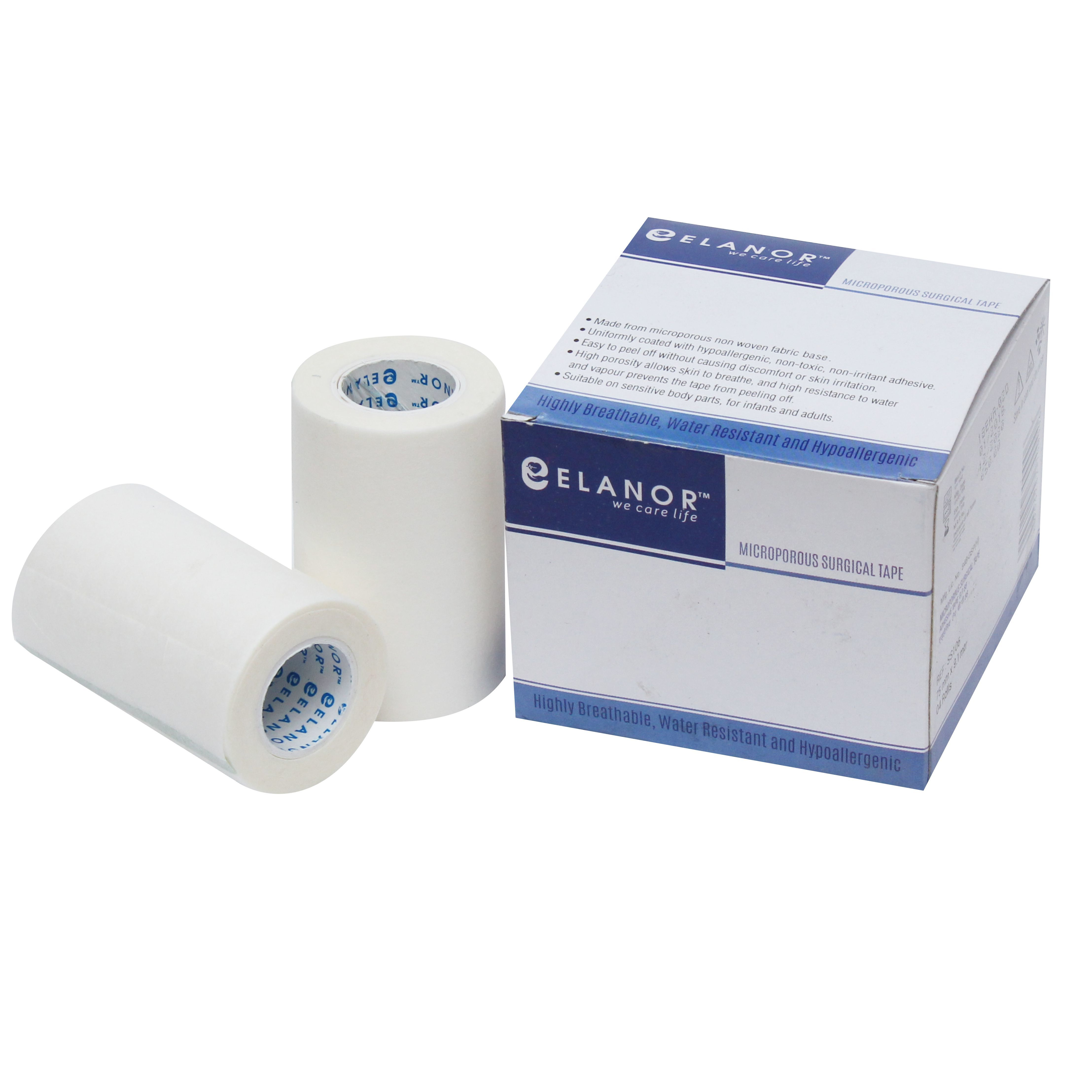 Micorporous Surgical Paper Tape