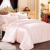 Satin Silk Bedding