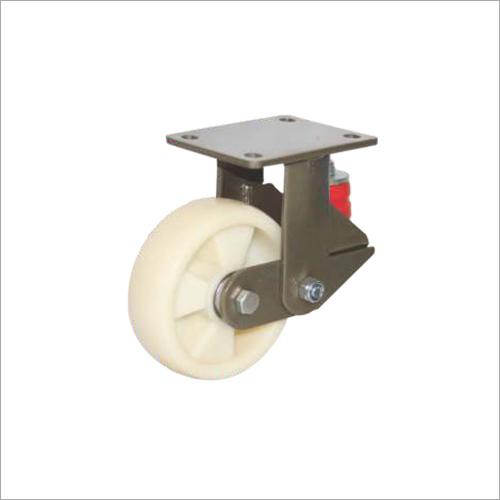 SPC FAB Series - Fixed Loaded Castor Wheels
