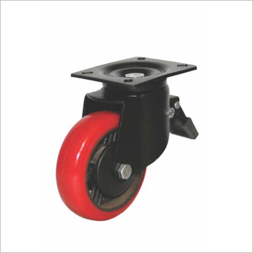 RXH Series - Swivel With Brake Castor Wheels