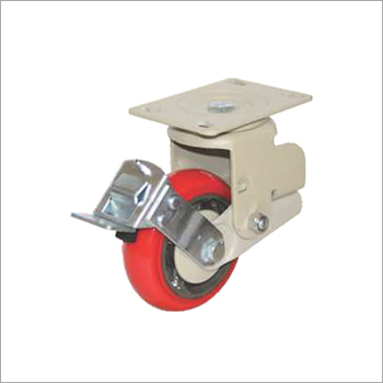SPC Series - Fixed Loaded Castors Wheels