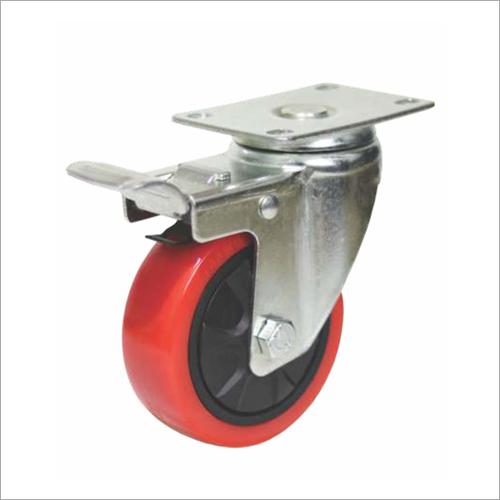 RXM Series -   Swivel With Brake Castor Wheels