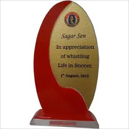 Wooden Promotional Award