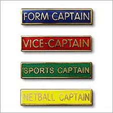 School Name Badge
