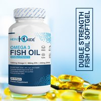 Omega 3 Fish Oil Softgels