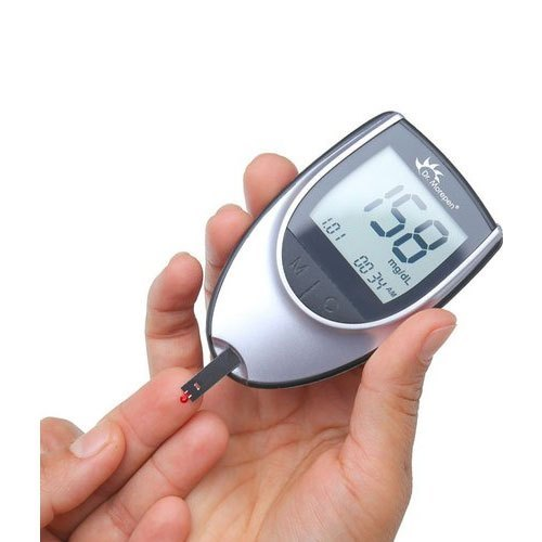 Digital Glucose Monitor