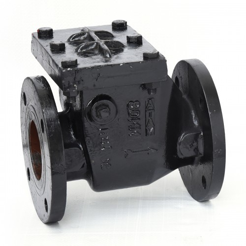 Cast Iron Reflux (Non-return) Valve (Flanged Ends), Pn 1.6