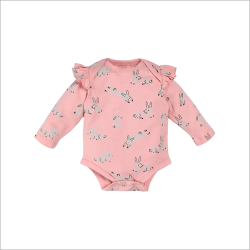 Organic Cotton Baby Printed Bodysuits