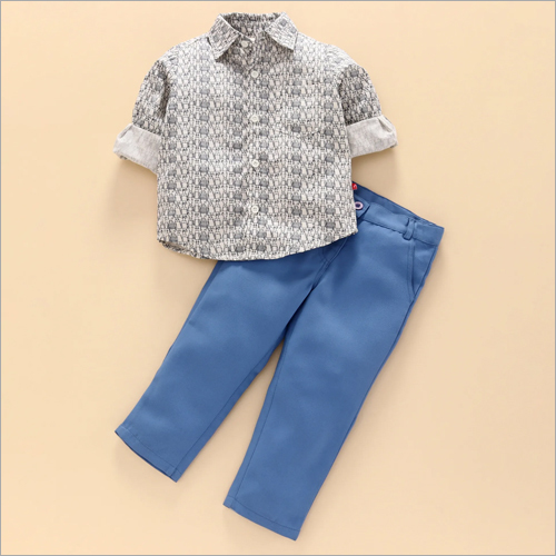 Kids Jeans and T-Shirt