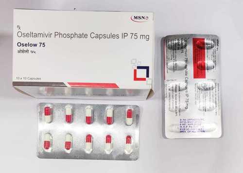 Oselow 75mg Oseltamivir Capsules