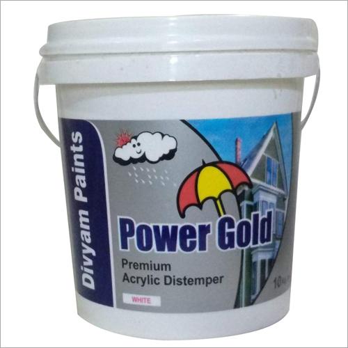 Power Gold (Interor Distmper)