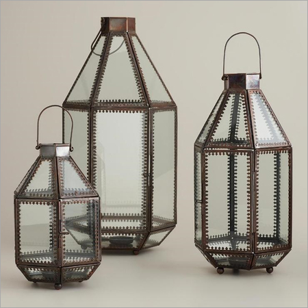 Decorative Lantern Iron