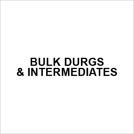 BULK DURGS & INTERMEDIATES