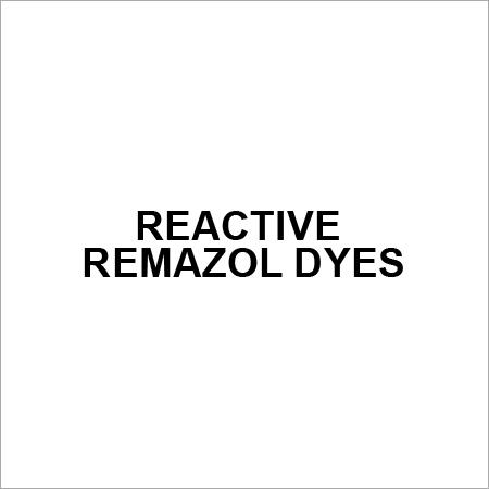 REACTIVE REMAZOL DYES