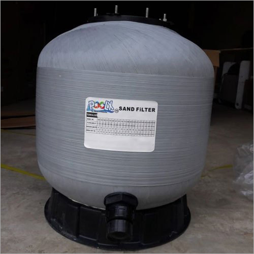 Top Mounted S525 Swimming Pool Sand Filter