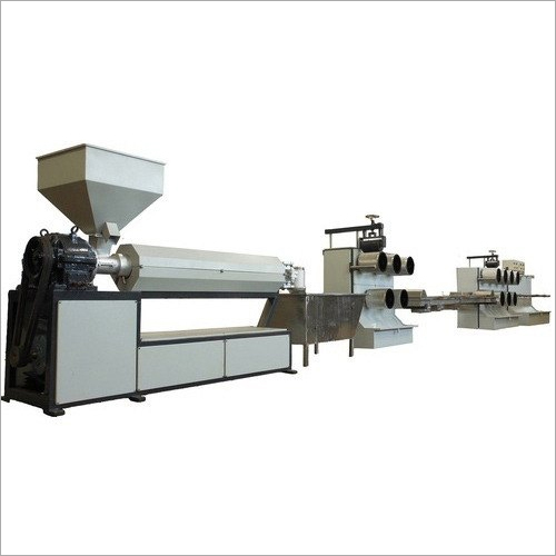 Crushing Danline Extrusion Plant