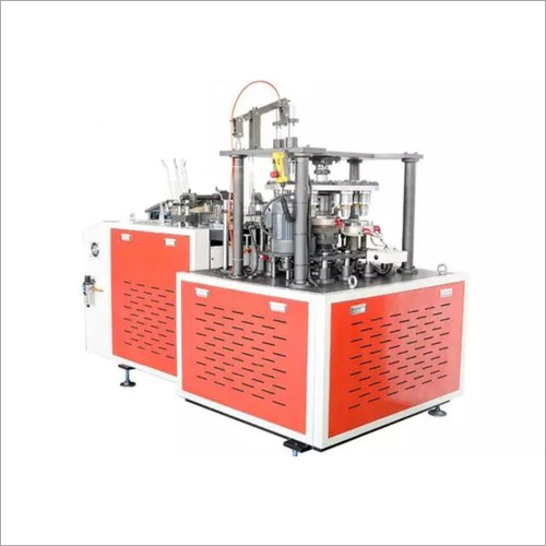 Industrial Korean Technology Paper Cup Making Machine