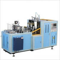 High Speed Paper Container Machine