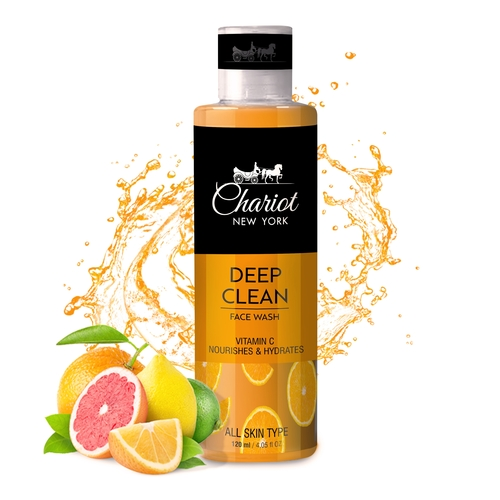 Deep clean Vitamin C Face Wash