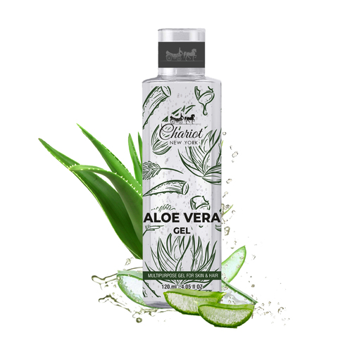 Aloe Vera Gel For Hair & Skin 120 ML