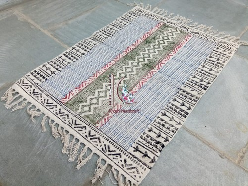 Home Decoration Cotton Rug