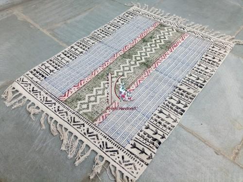 Home Decoration Cotton Rug