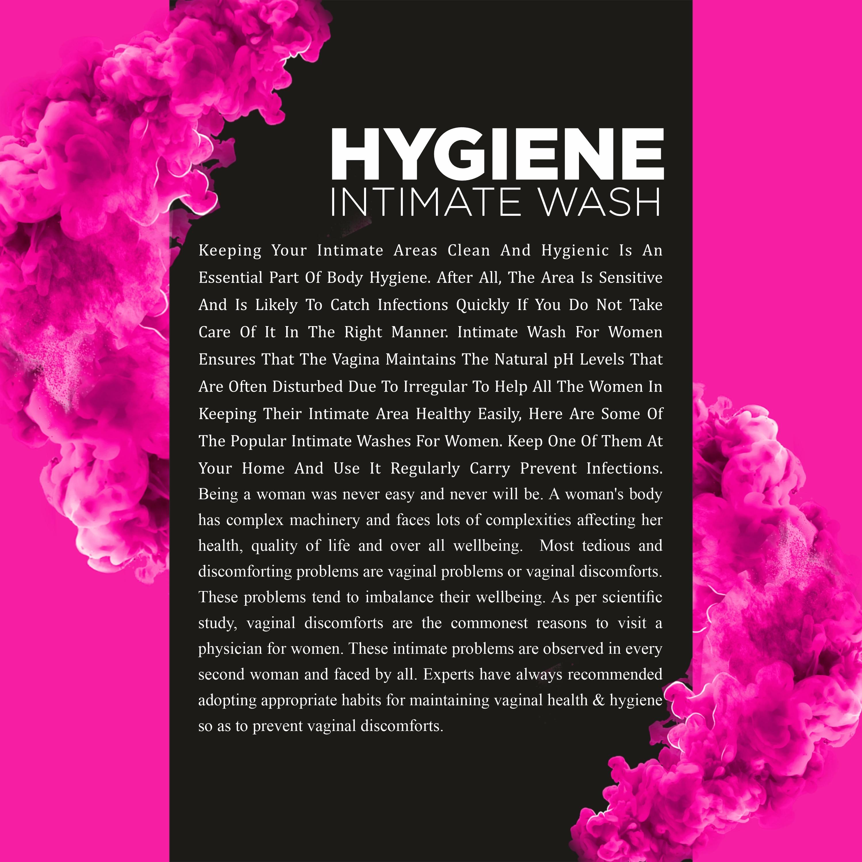 Women Hygiene Intimate Wash 120 ML