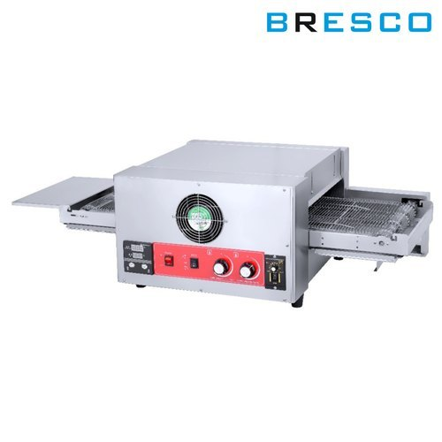 Bresco Electric Conveyor Pizza Oven 14 Inch