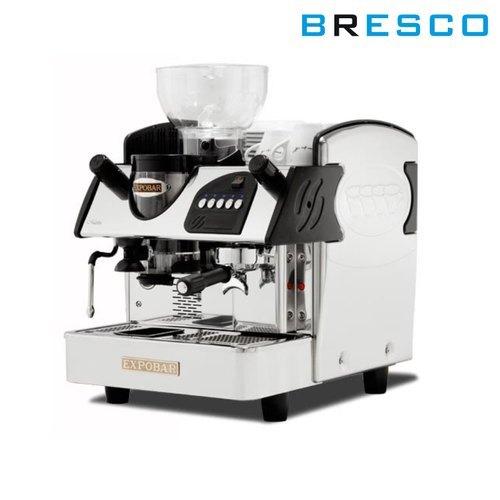 Expobar Coffee Machine with Inbuilt Grinder