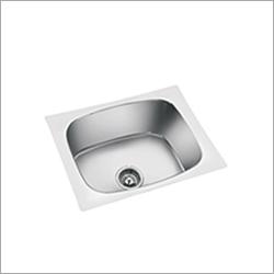 406MMX355MM Oval Shape SS Sink