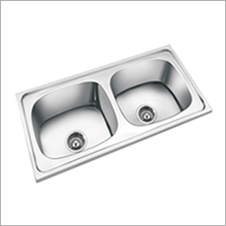 406MMX355MM Glossy Kitchen SS Sink