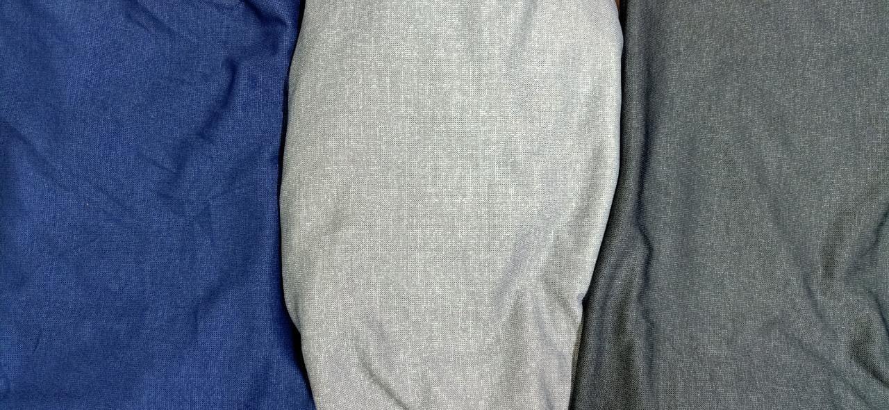 Polyester Magic Matty Melange Fabric