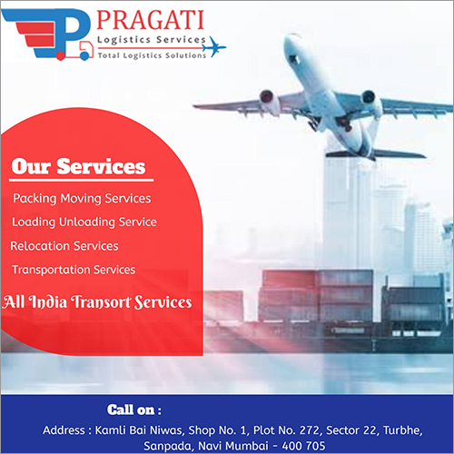 Domestic Air Freight Services