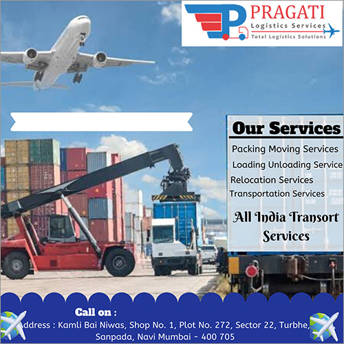Container Loading Unloading Services