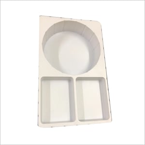 3 Compartment Blister Packaging Tray