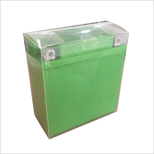 PVC Square Gifts Boxes
