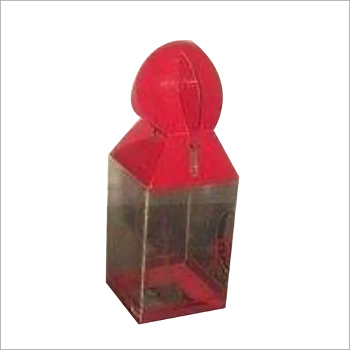 Transparent PVC Rigid Gifts Boxes