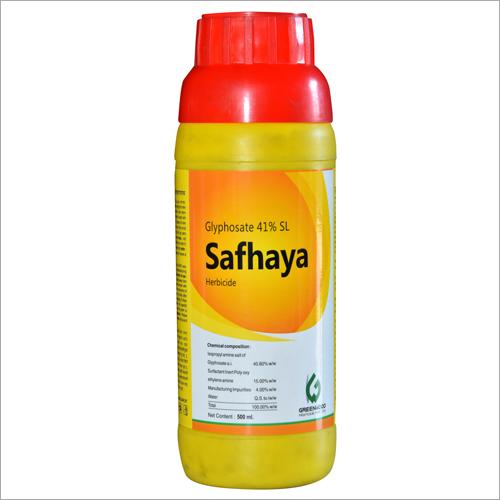 500 ml Safhaya Herbicide Glyphosate SL