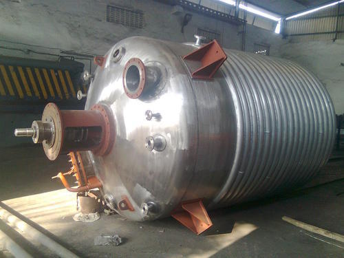 Commercial Stainless Steel Vessels
