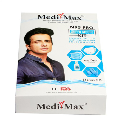 Medi-Max N95 Pro Super Secure Kit