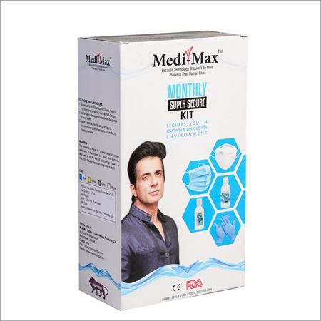 Medi-Max N95 Monthly Super Secure Kit