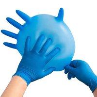 Nitrile, Latex and Vinyl Gloves