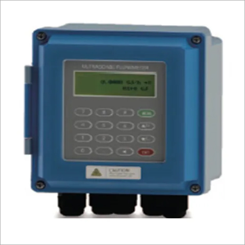 Insertion Type Ultrasonic Flow Meter